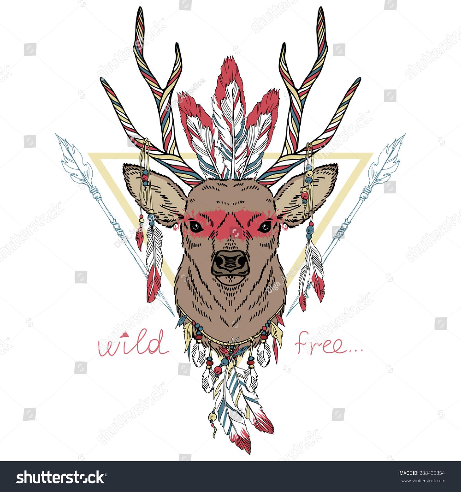 Native American Deer Symbols Meinafrikanischemangotabletten