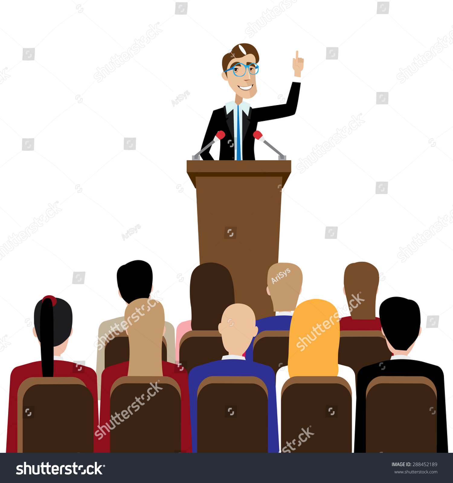 how to get over severe fear of public speaking