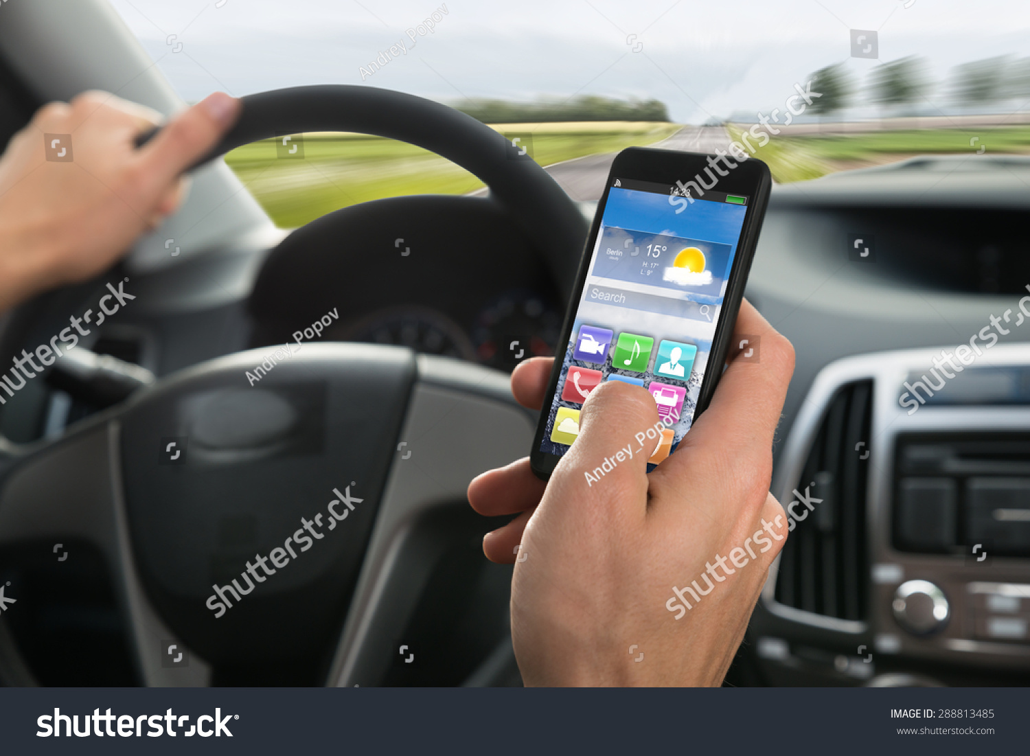 against cell phone use while driving essay