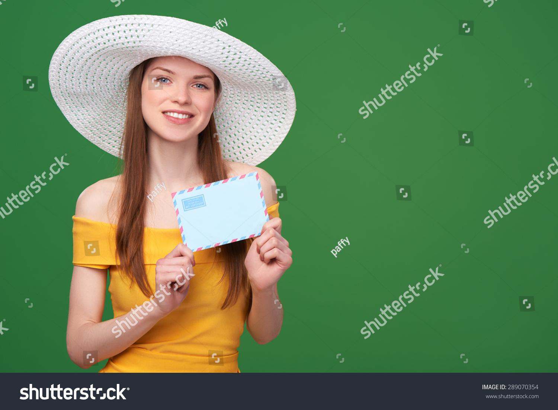 Summer dress collection envelopes