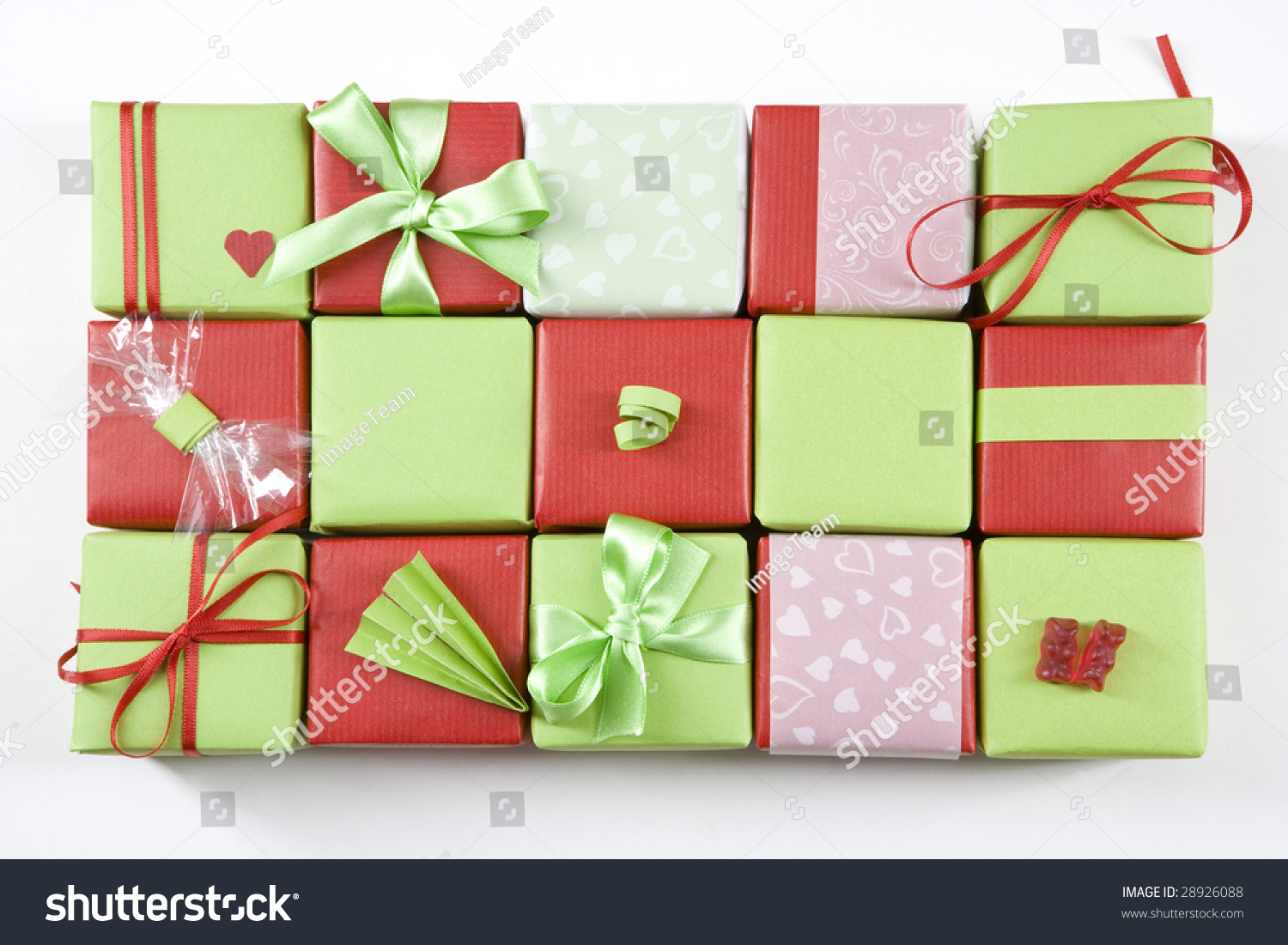 Gift packet stock photo 28926088 shutterstock gift packet negle Choice Image