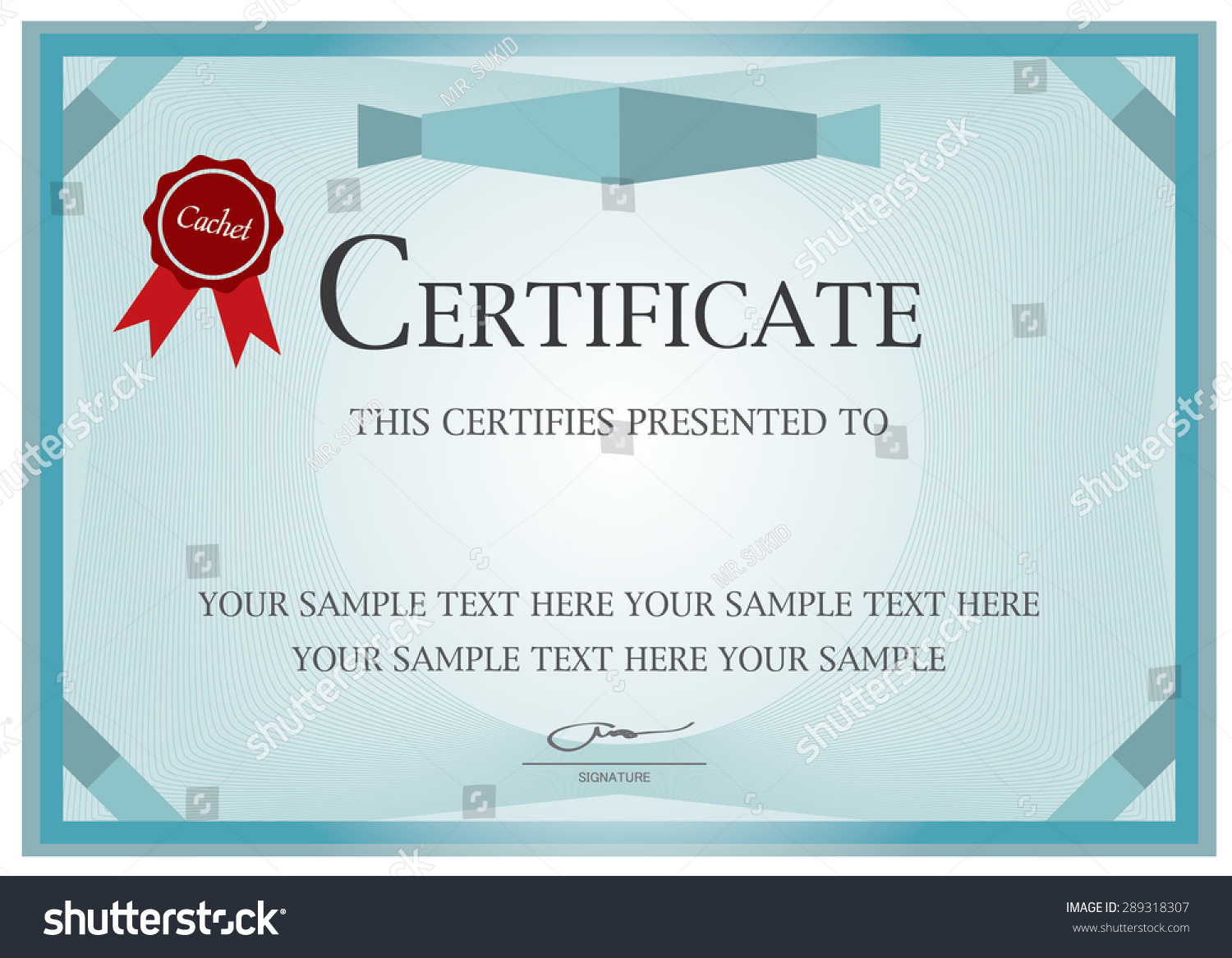 Certificate diploma background template pattern payroll slip certificate diploma completion design template background stock stock vector certificate diploma of completion design template background xflitez Choice Image