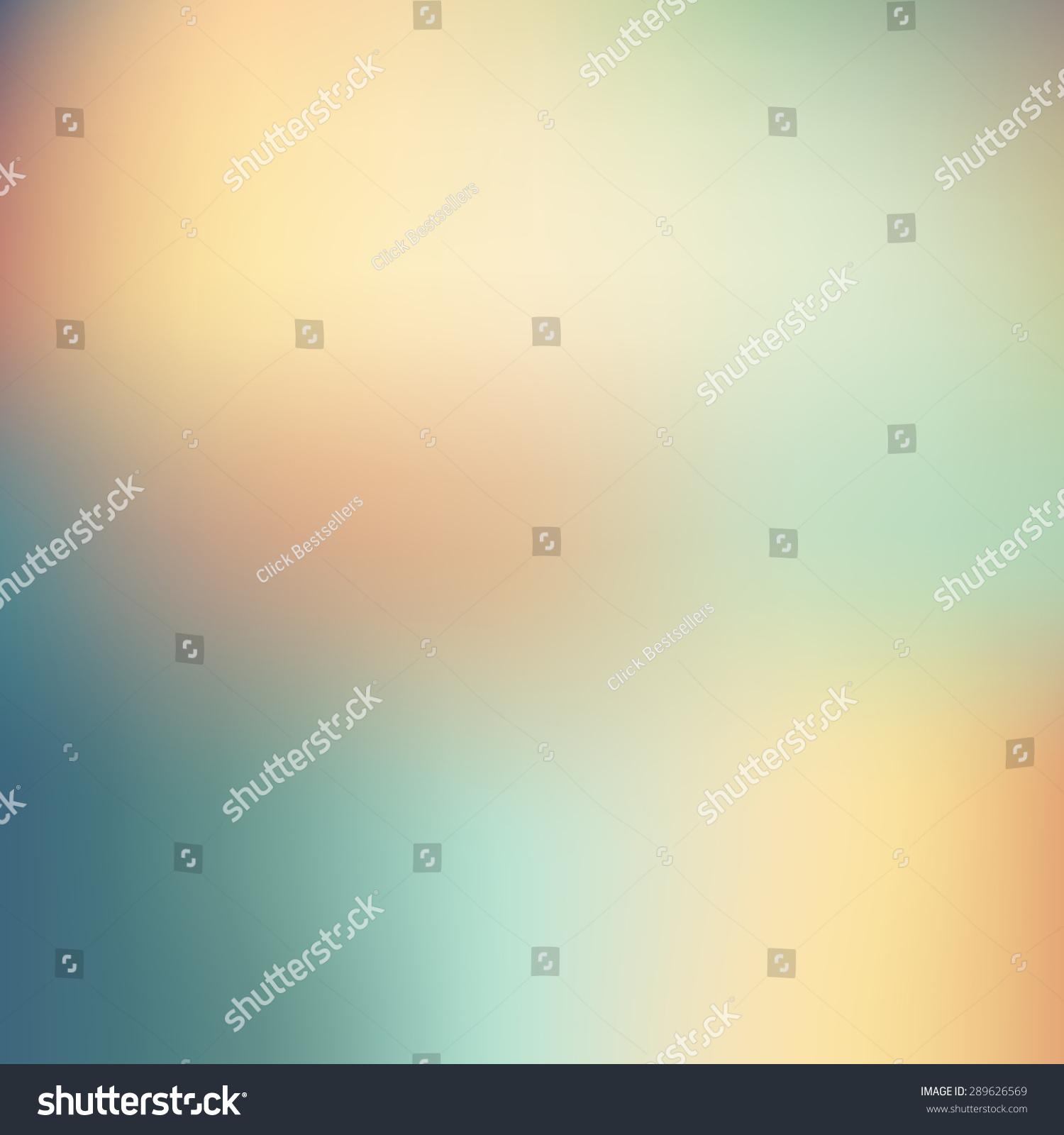 Vector Illustration Instagram: Vector Illustration Smooth Colorful Background Eps 10