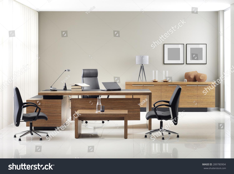 Vip Office Furniture Stock Photo 289780904