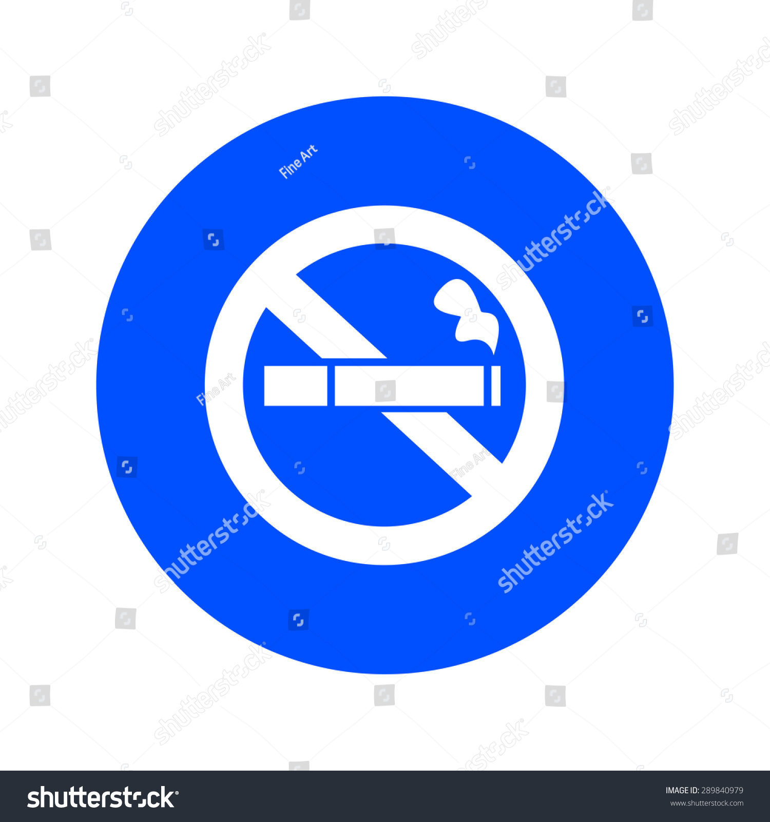 No smoke icon stop smoking symbol stock vector 289840979 shutterstock no smoke icon stop smoking symbol vector illustration filter tipped cigarette biocorpaavc Image collections