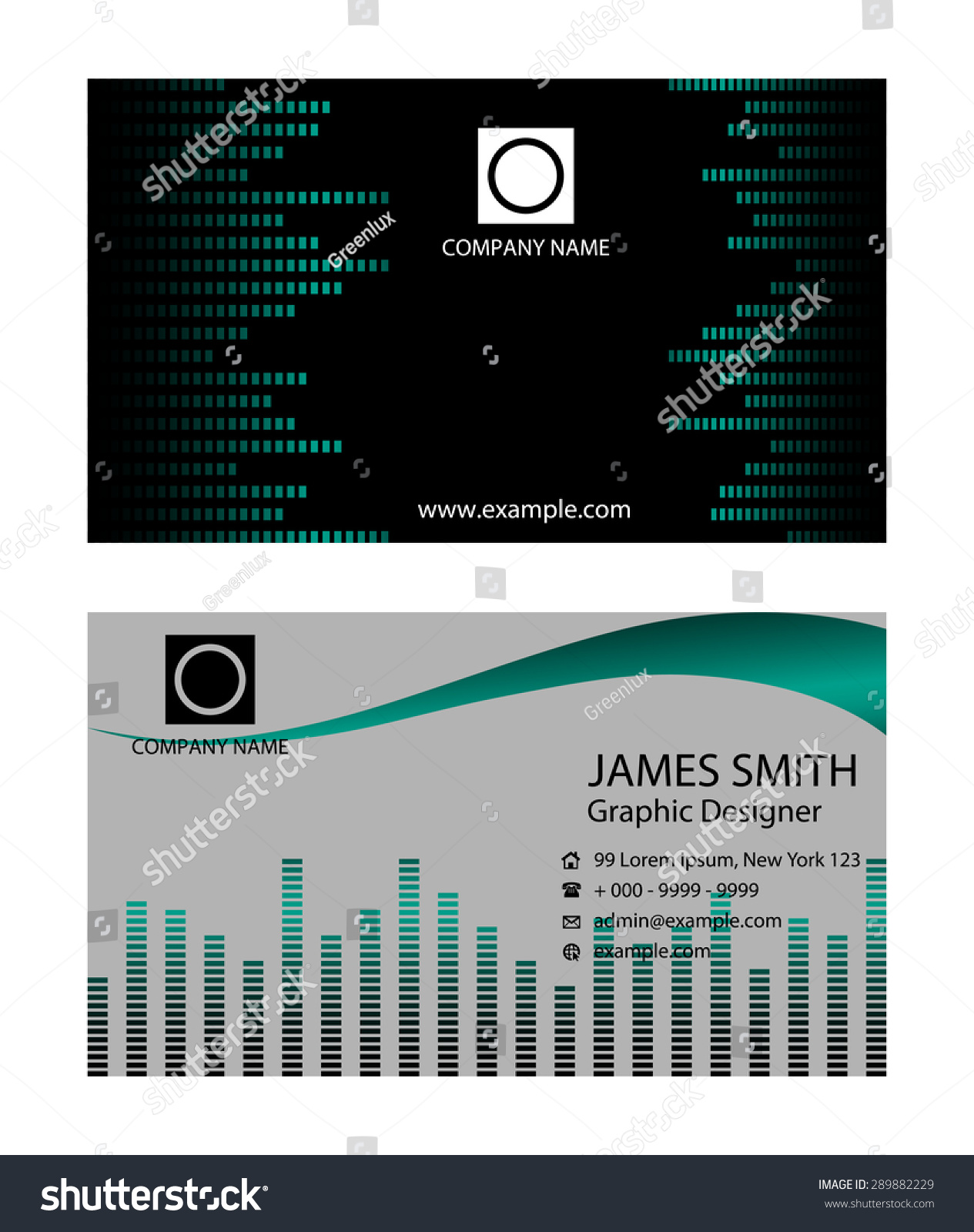 Musician business card examples gallery free business cards business card music background stock vector 289882229 shutterstock business card with music background magicingreecefo gallery magicingreecefo Image collections