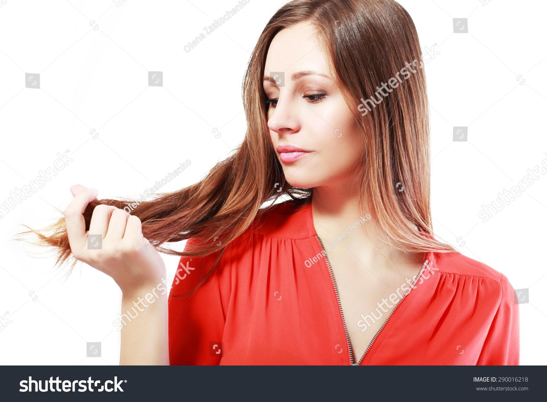 Как из толстых волос сделать тонкие