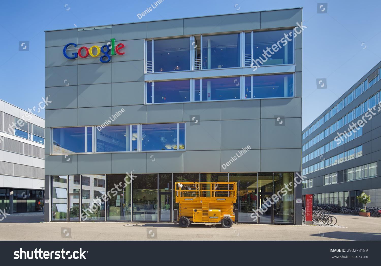 Google Office In Switzerland Throughout Zurich Switzerland 24 June 2015 Google Office Building Is Zurich June 2015 Stock Photo edit Now