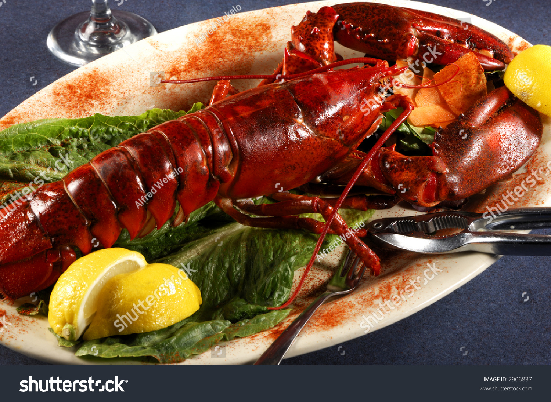 Image Gallery lobster dinner