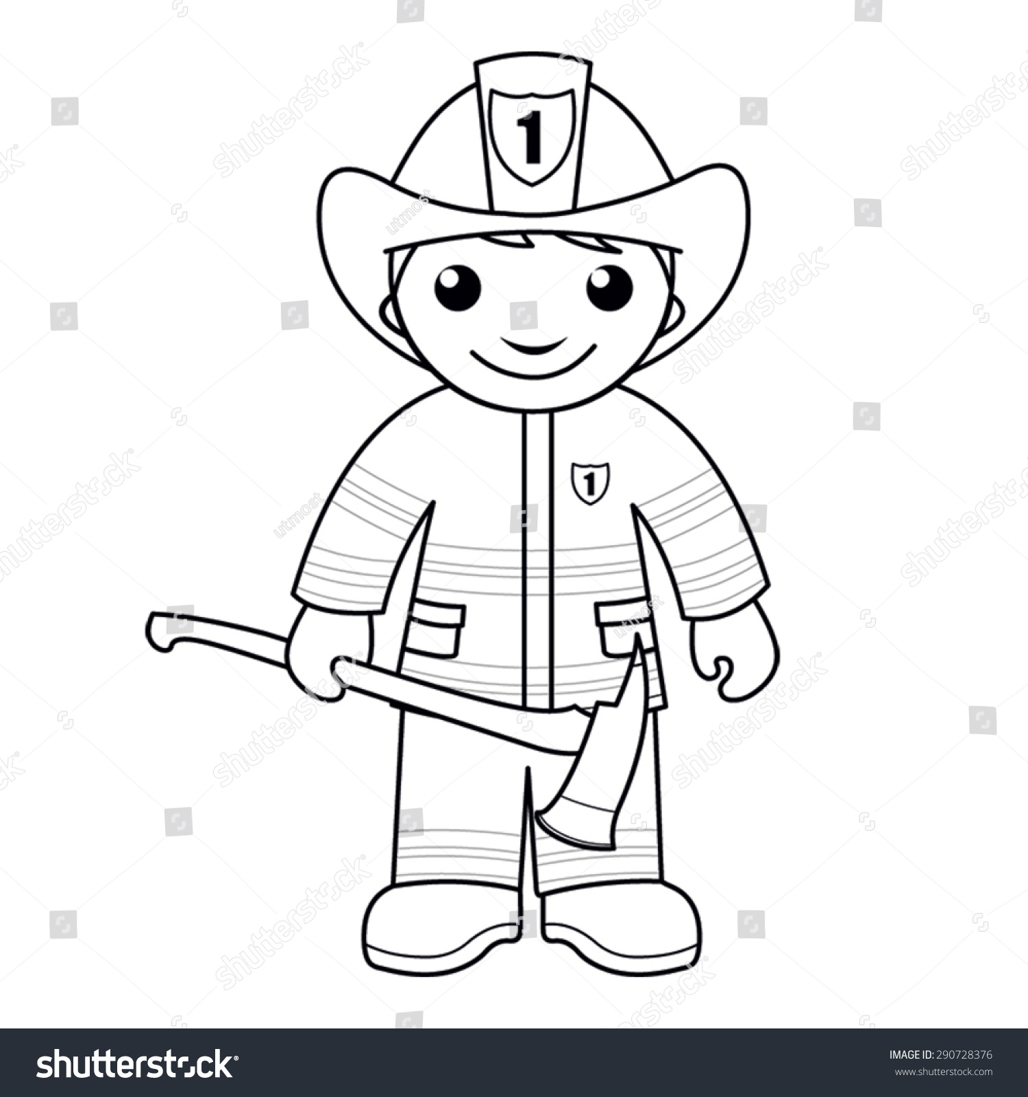 fire fighter outline 3050 best firefighter free vector art downloads from the vecteezy community  firefighter free vector art licensed under creative commons, open source, and  more  sketch style isolated vector illustration vector illustration of firefighter.