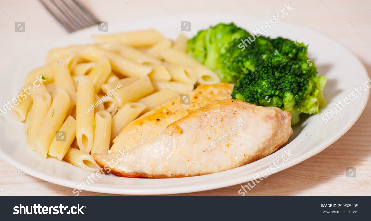 How To Make Chicken Fillet Pasta
