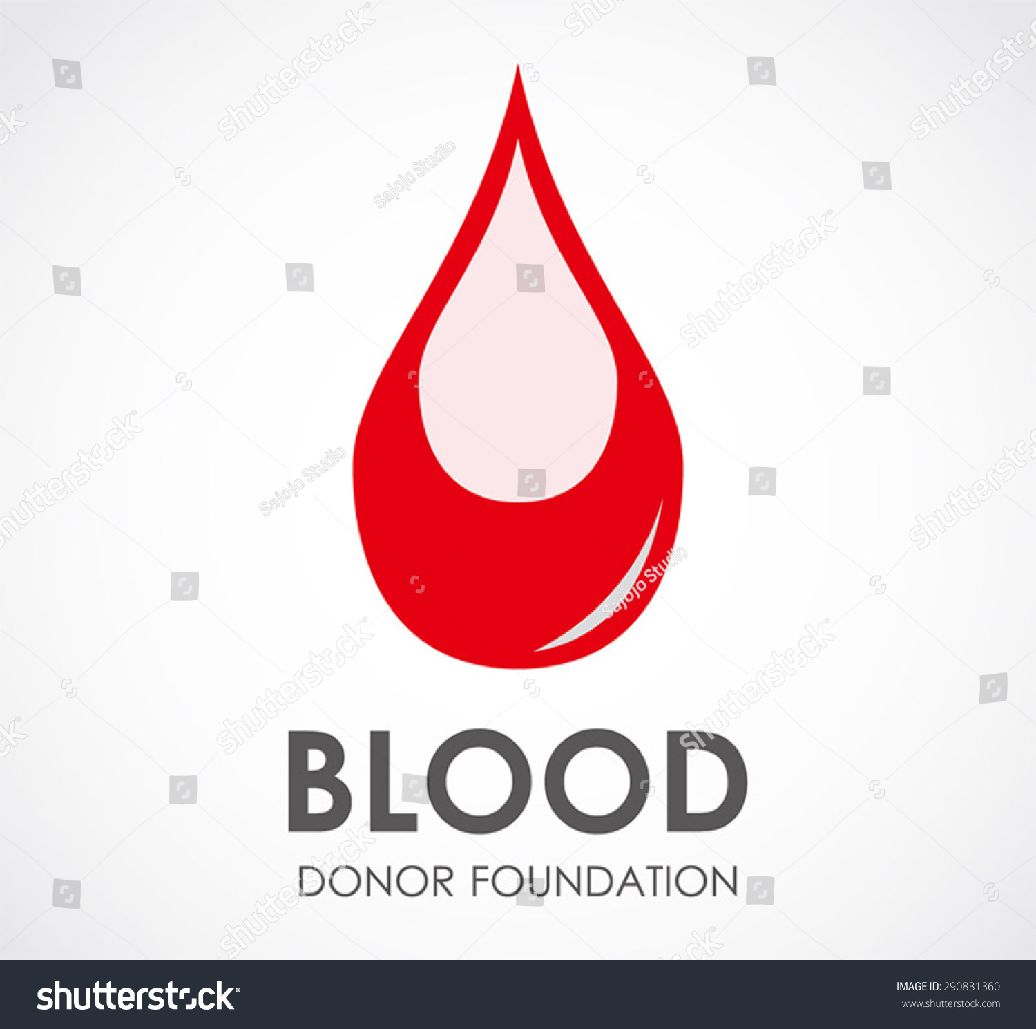 Blood donor foundation logo element care stock vector 290831360 blood donor foundation logo element care symbol design vector shape icon abstract illustration business company buycottarizona