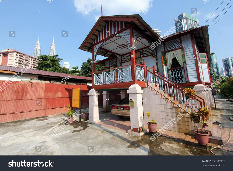 Kuala Lumpur Malaysia June 26 2015 Traditional Malay