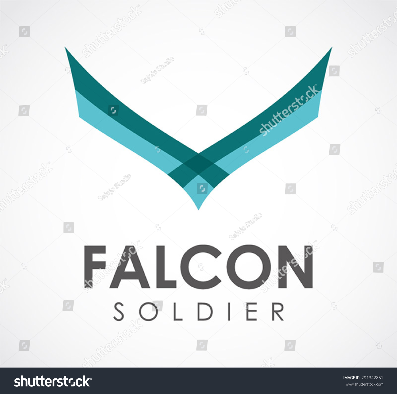 Falcon Wings Vector