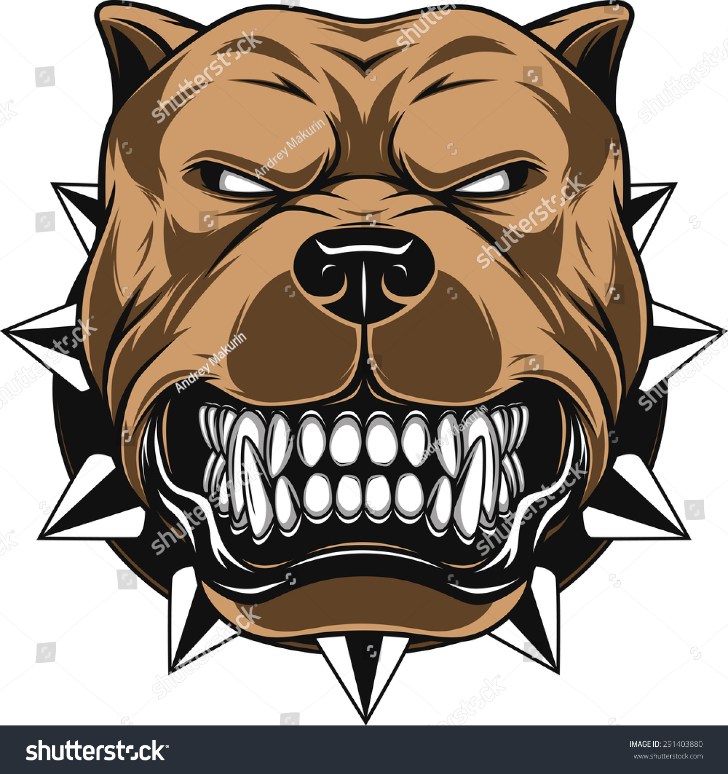 Vector Illustration An...