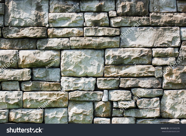 Stacked Retaining Wall Stock Photo 291543278 Shutterstock