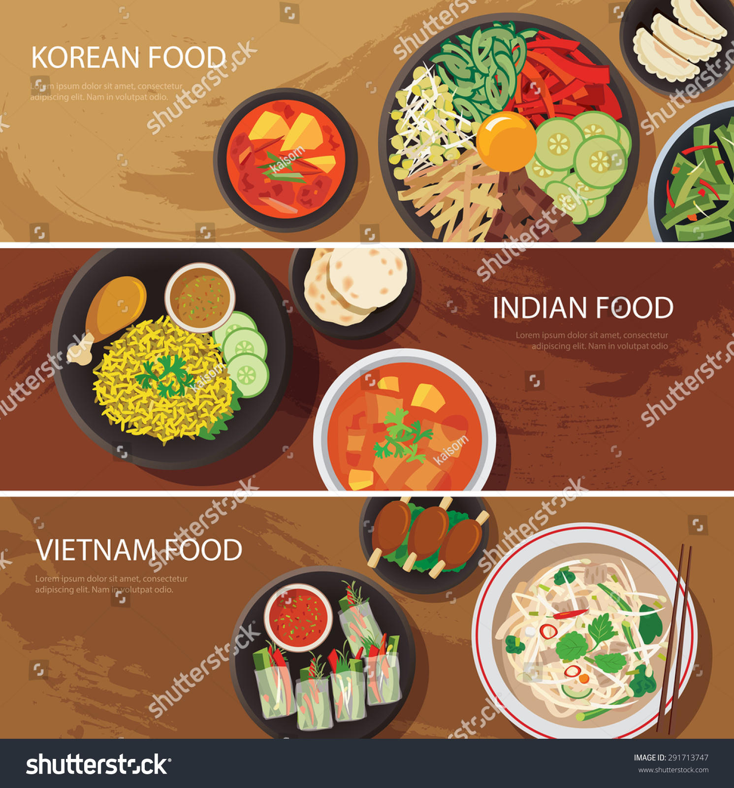 chinese food banner design - photo #9