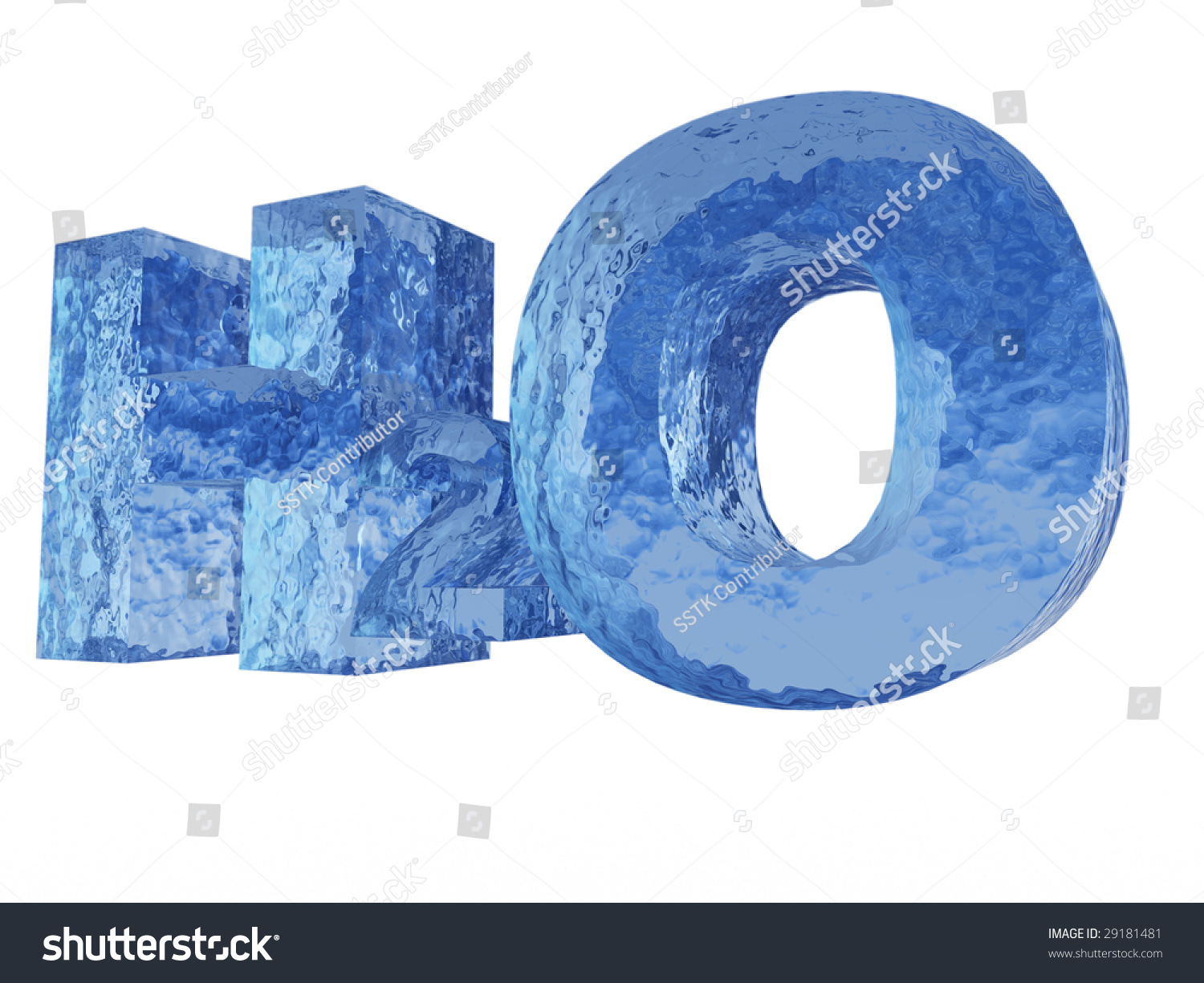 Chemistry symbol water h2o letters 3d stock illustration 29181481 chemistry symbol for water h2o letters 3d illustration biocorpaavc Images