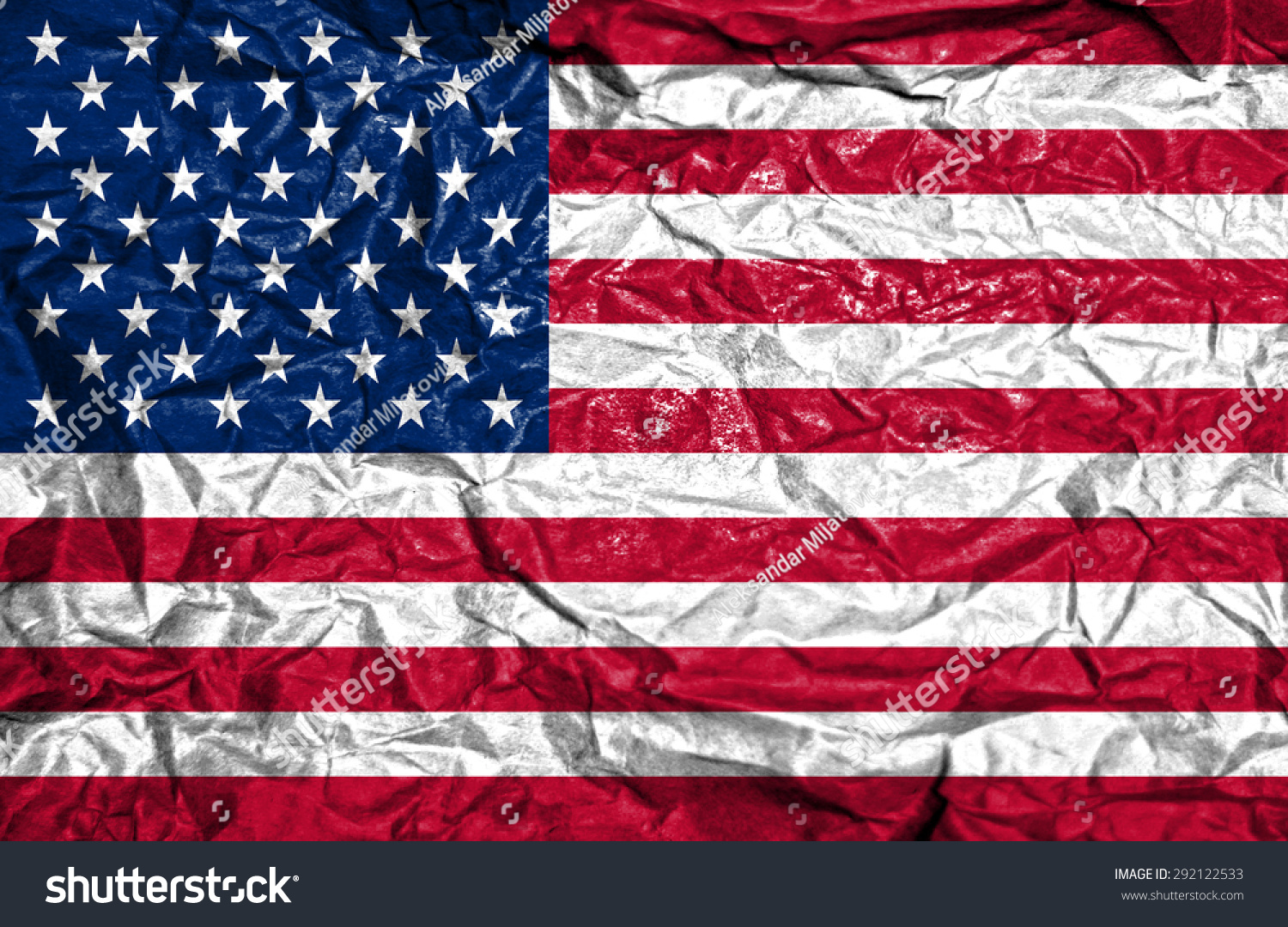 United States America Vintage Flag On Stock Illustration - How old is the united states of america
