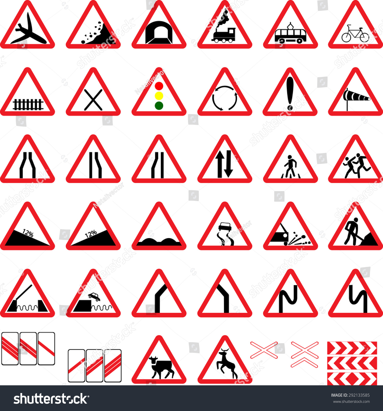road warning signs wwwpixsharkcom images galleries