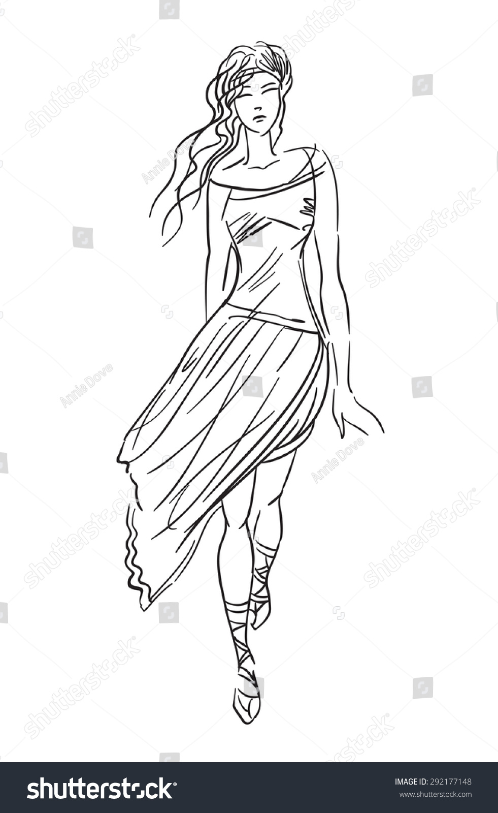 Greece Women Dress