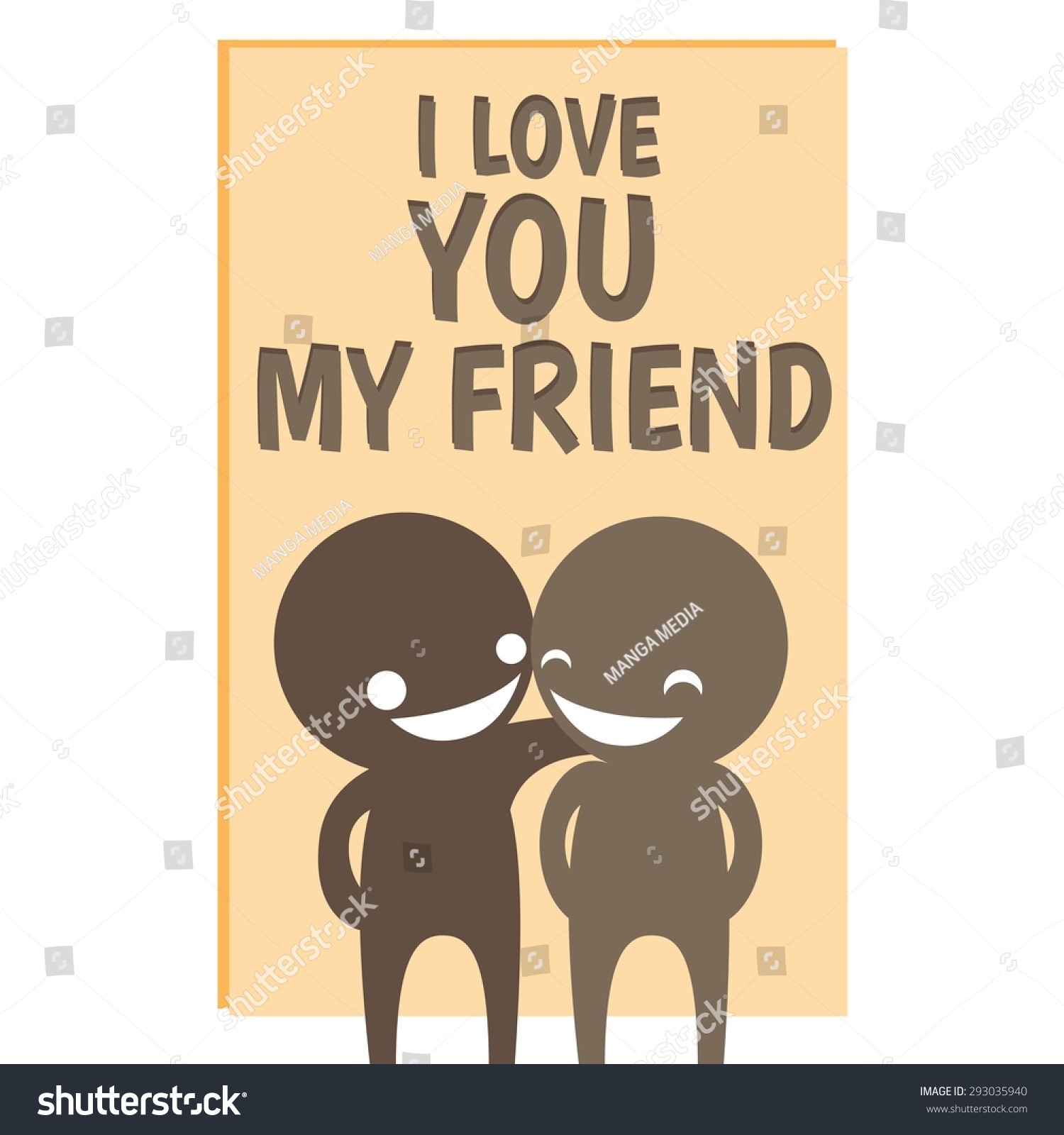 image gallery i love you friend