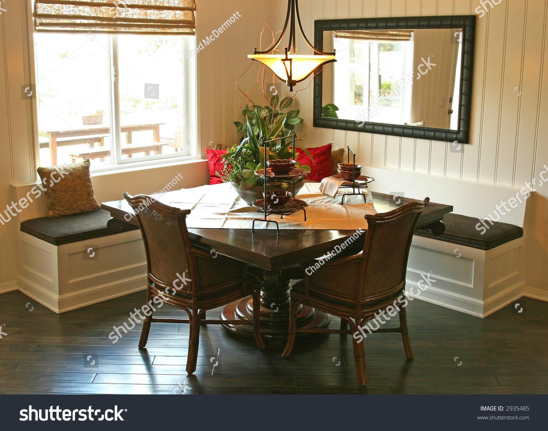 Model Home Interior