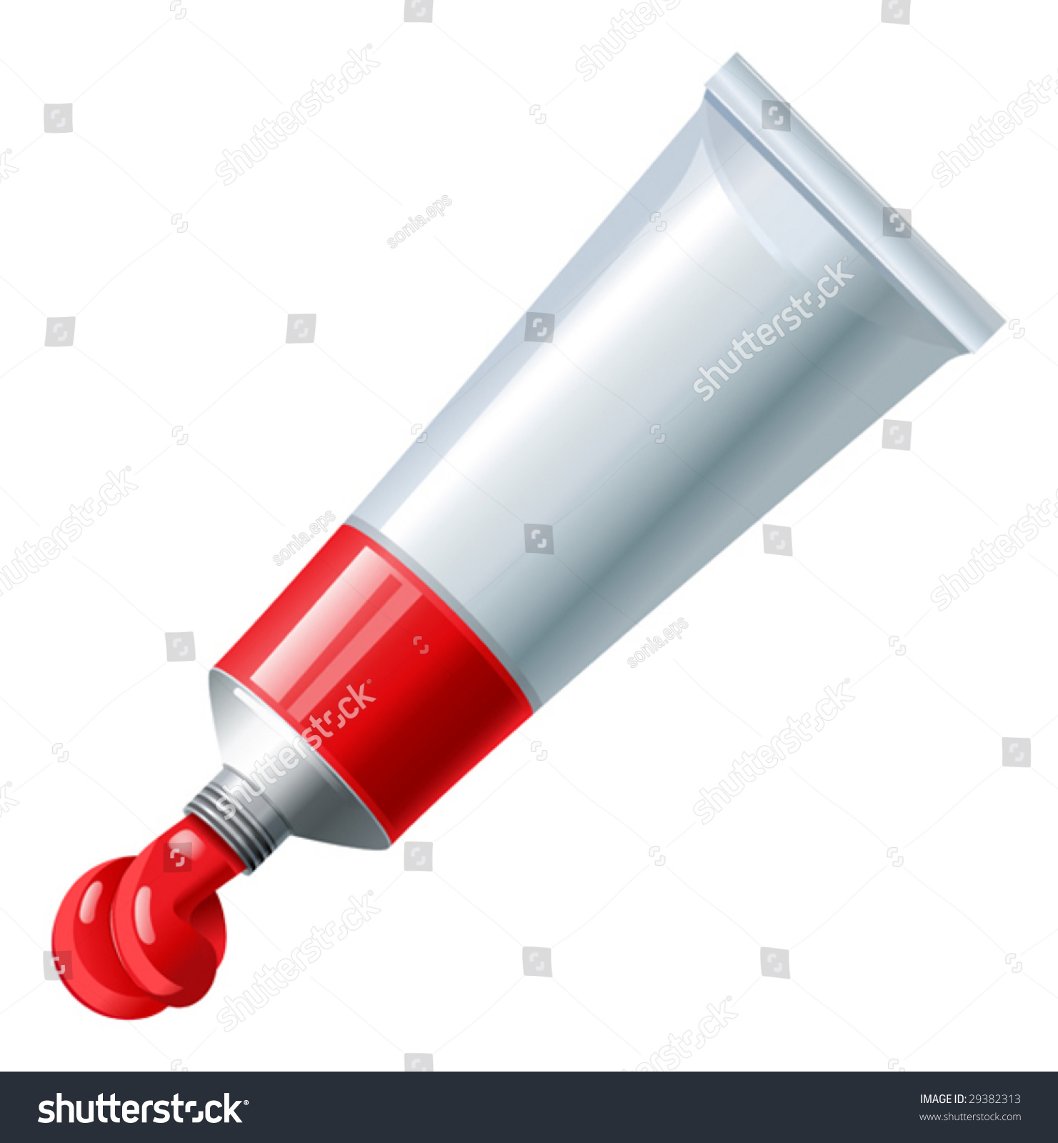 Paint tube stock photos, images,  pictures shutterstock