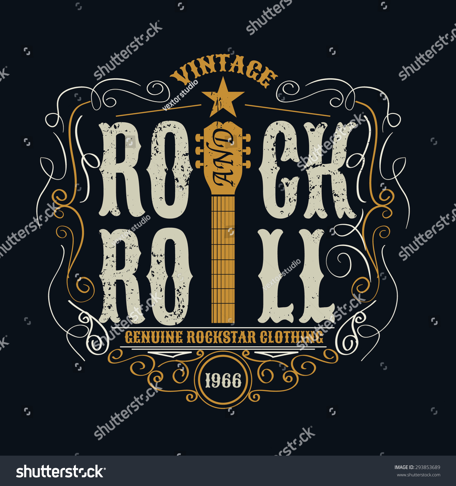 Vintage Rock N Roll Shirts 27