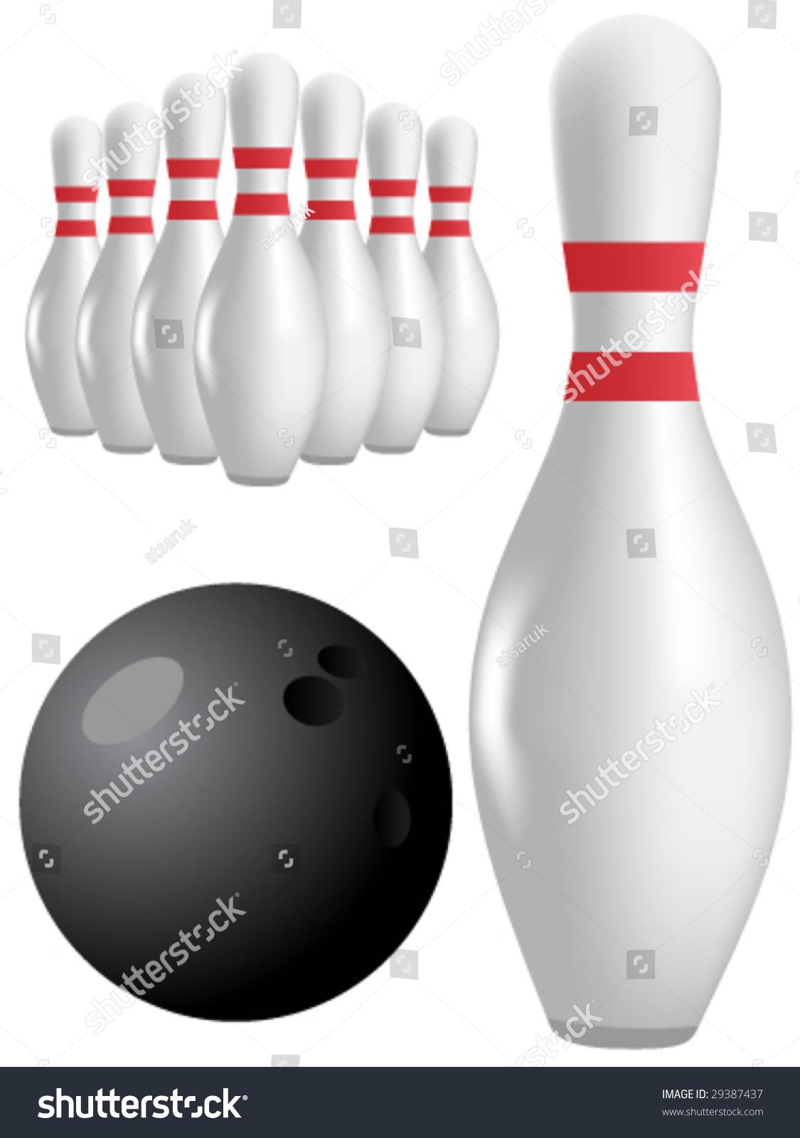 Set Of Bowling ...