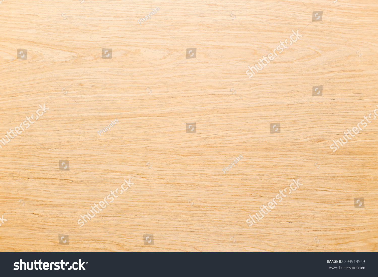Wooden Table Top View Desk Copy Stock Photo 293919569