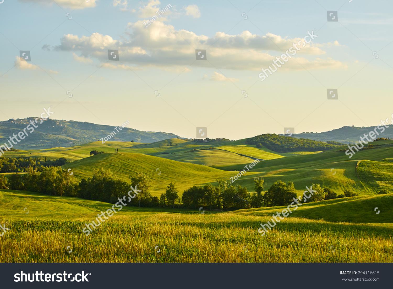 Tuscany hills #294116615