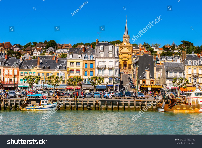 Trouville France  city images : photo trouville france jun architecture of trouville normandy france ...