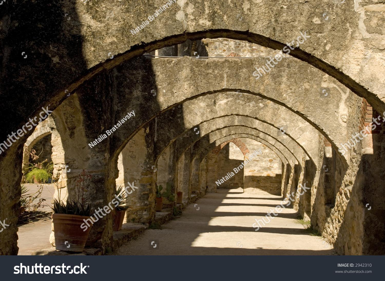 mission san jos u00e9 in san antonio missions national historic park  texas stock photo 2942310