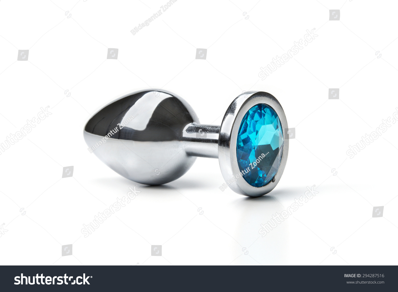 erotic ringkampf metal anal plug