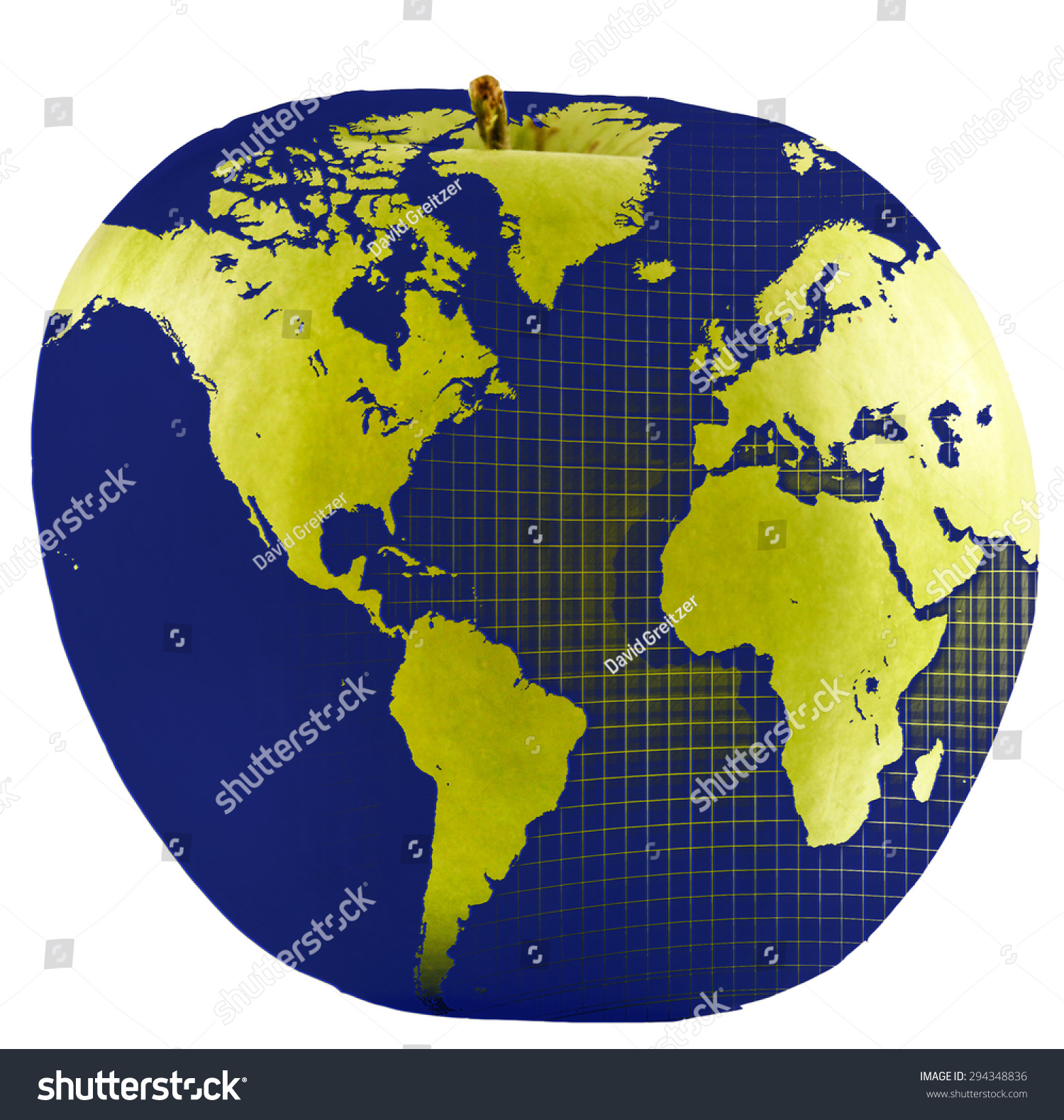 Global education apple world blue map stock photo 294348836 global education apple world blue map stock photo 294348836 shutterstock gumiabroncs Images