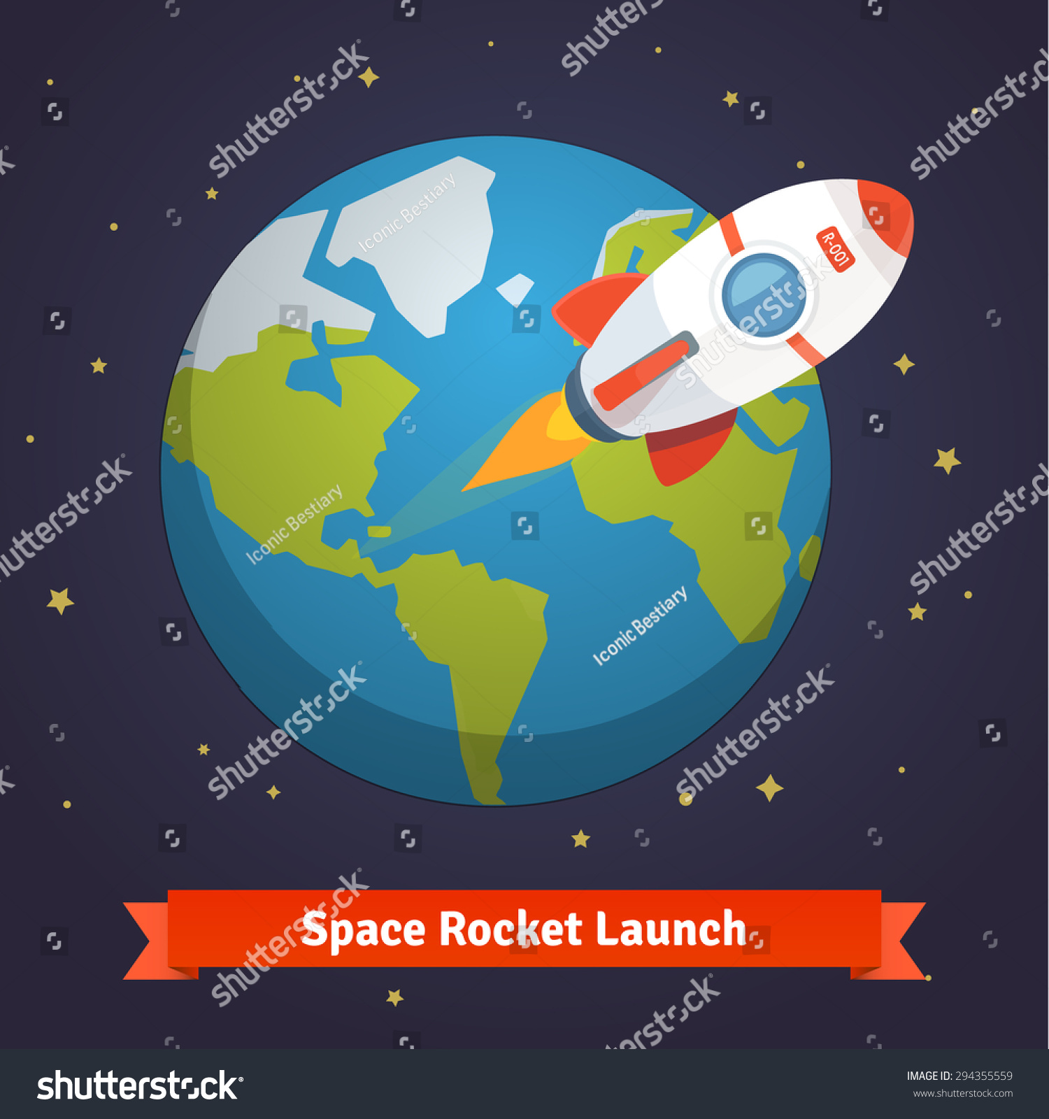 going to space rockets - photo #33