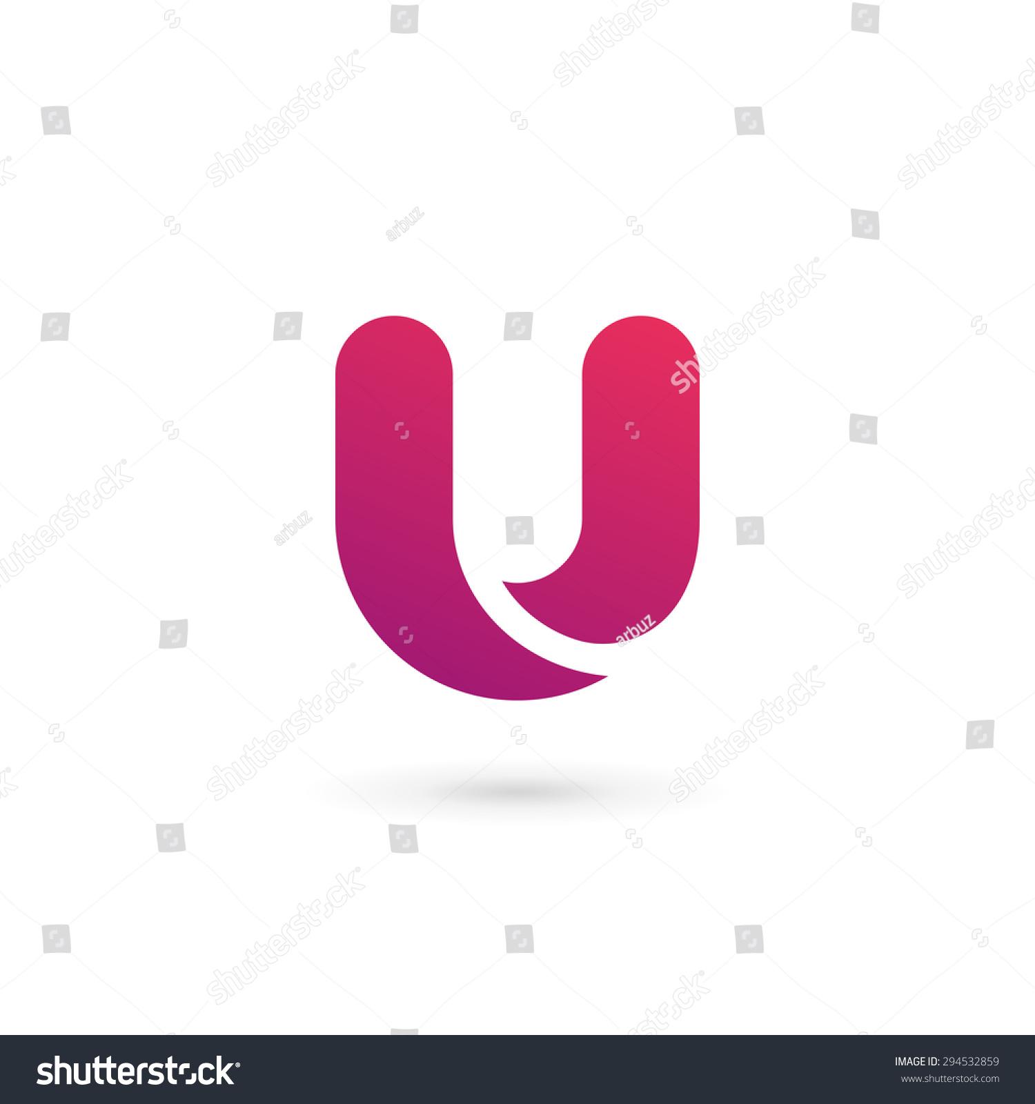 Letter U Logo Icon Des...U Letter Design