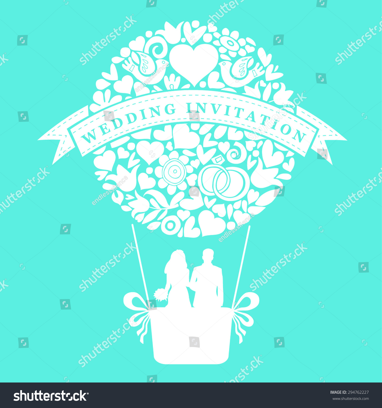 Vector Wedding Invitation Choice Image Party Invitations Ideas