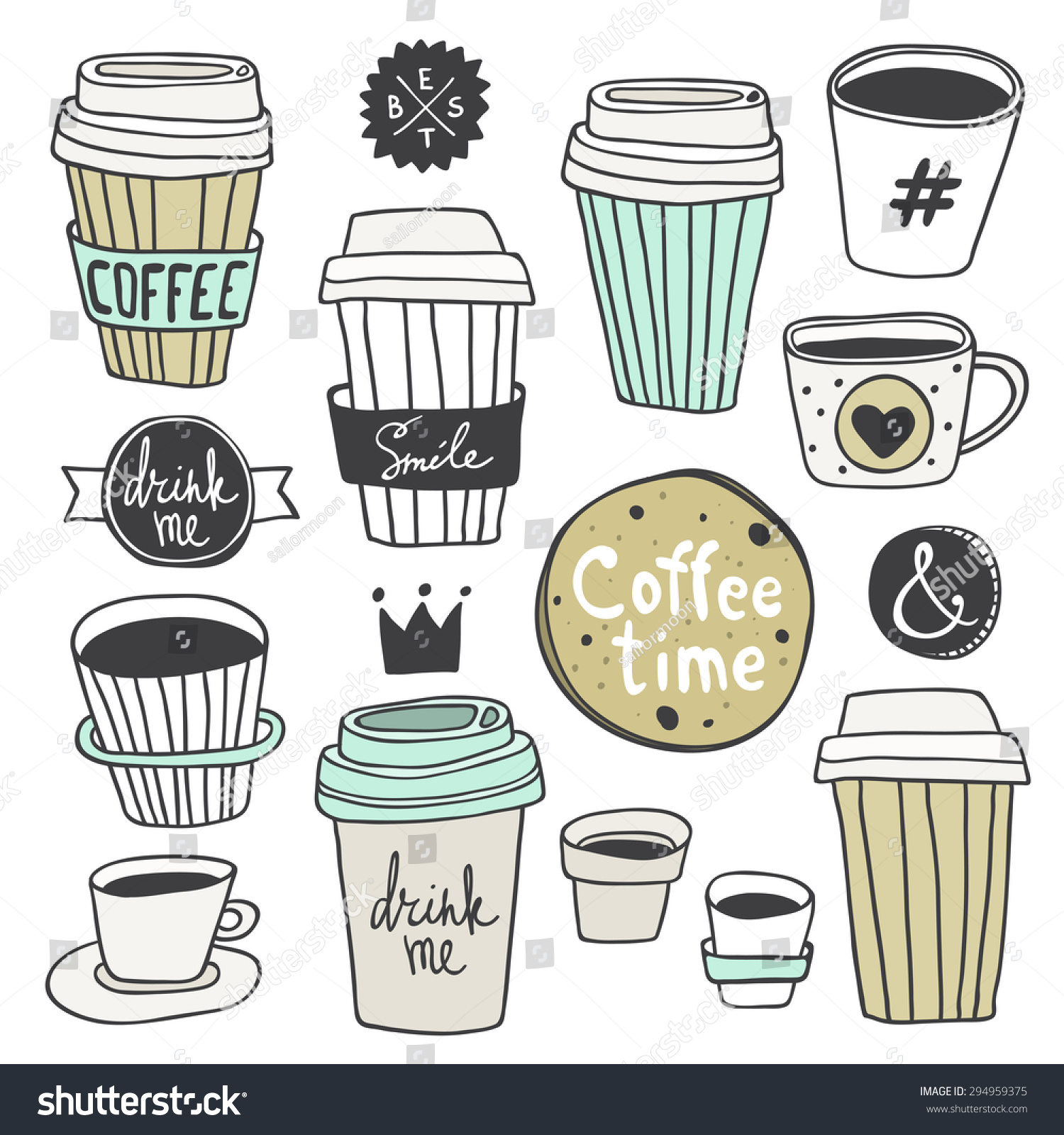 clipart coffee time - photo #30