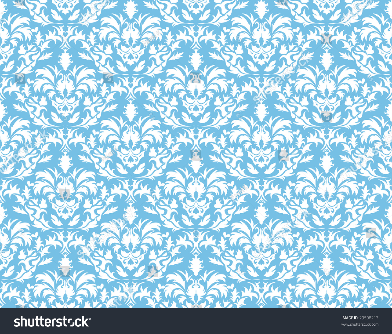 swirling royal pattern wallpaper - photo #17