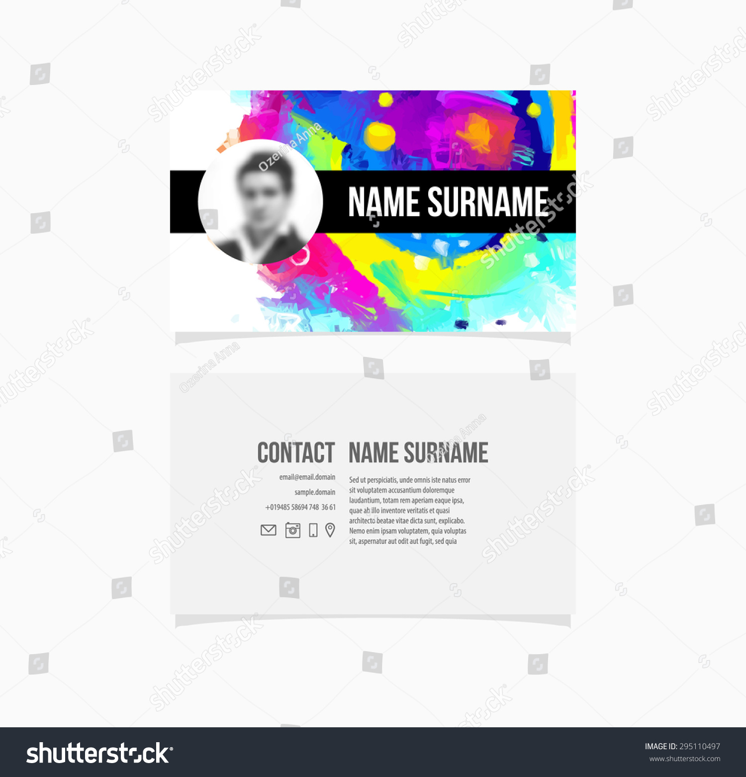Scentsy Business Card Template Images - Templates Example Free ...