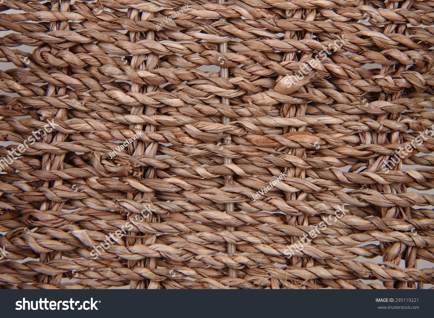 Brown Rope Texture Nice Natural Background Stock Photo