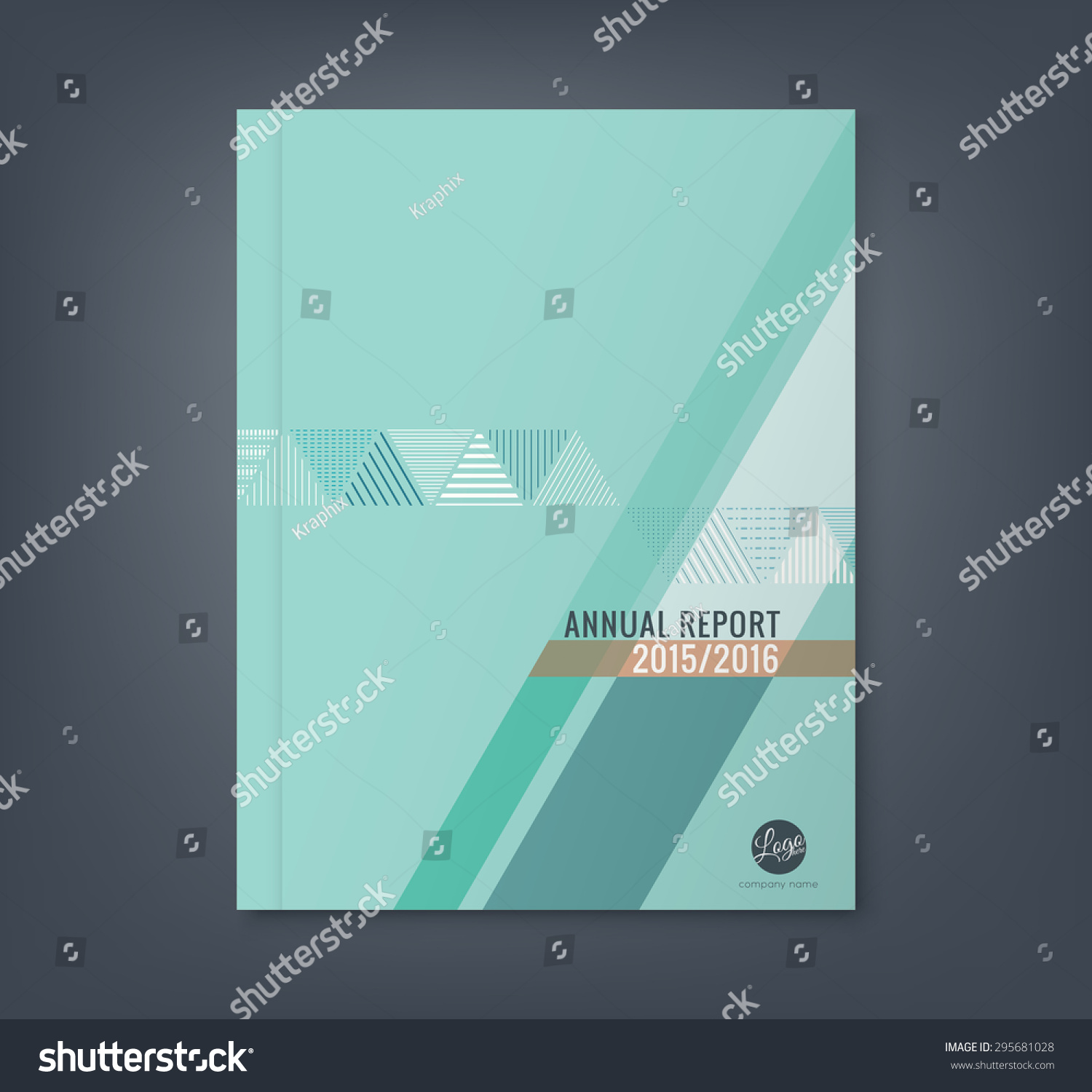 abstract triangle stripe shape background for business annual report book cover brochure flyer. Black Bedroom Furniture Sets. Home Design Ideas