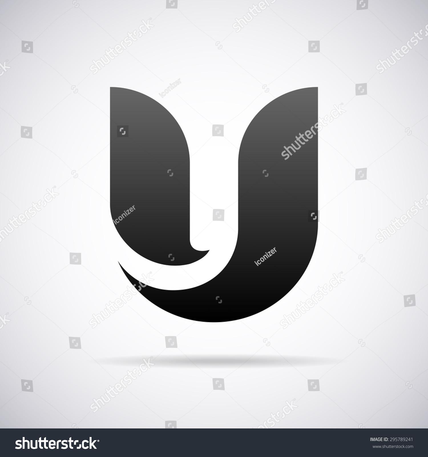 Logo For Letter ...U Letter Design