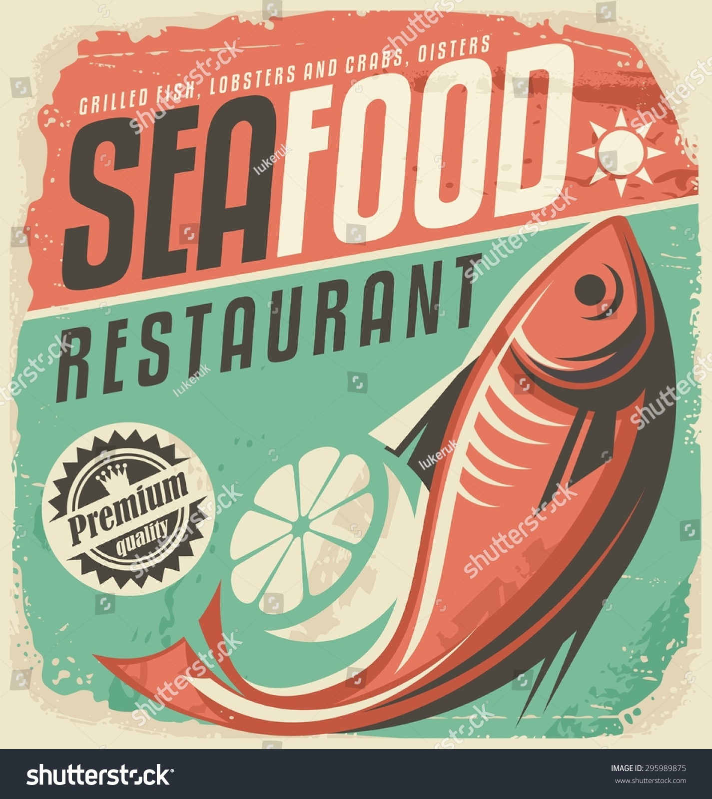 Retro Seafood Restaurant Poster Vintage Bistro Stock. Trapezoid Signs. Early Indicator Signs. Traffic Us Signs Of Stroke. Sea Signs Of Stroke. Sfse Signs Of Stroke. Loud Signs. Geography Signs Of Stroke. Conjunctivitis Signs Of Stroke