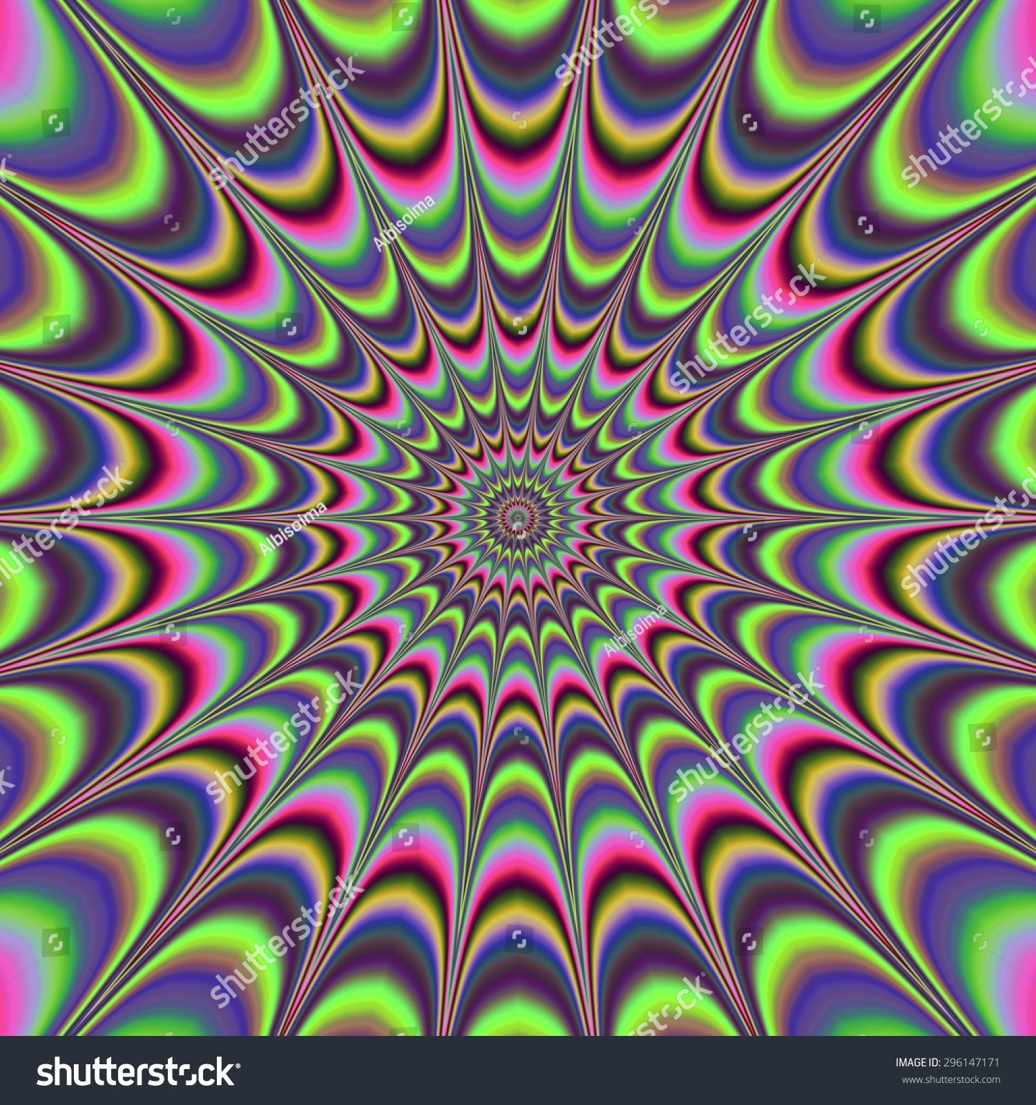 crazy colored abstract shapes useful nice stock