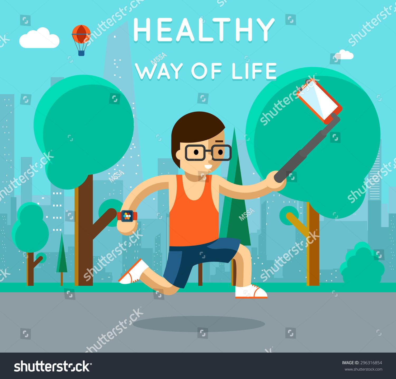 my healthy lifestyle essay