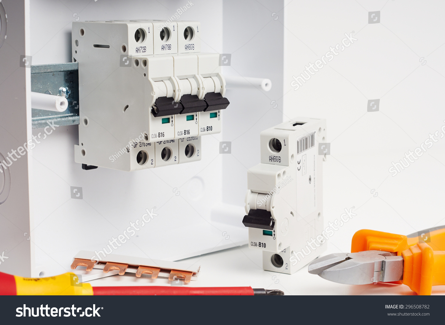 Pretty How To Install An Electrical Panel Ideas - Electrical Circuit ...