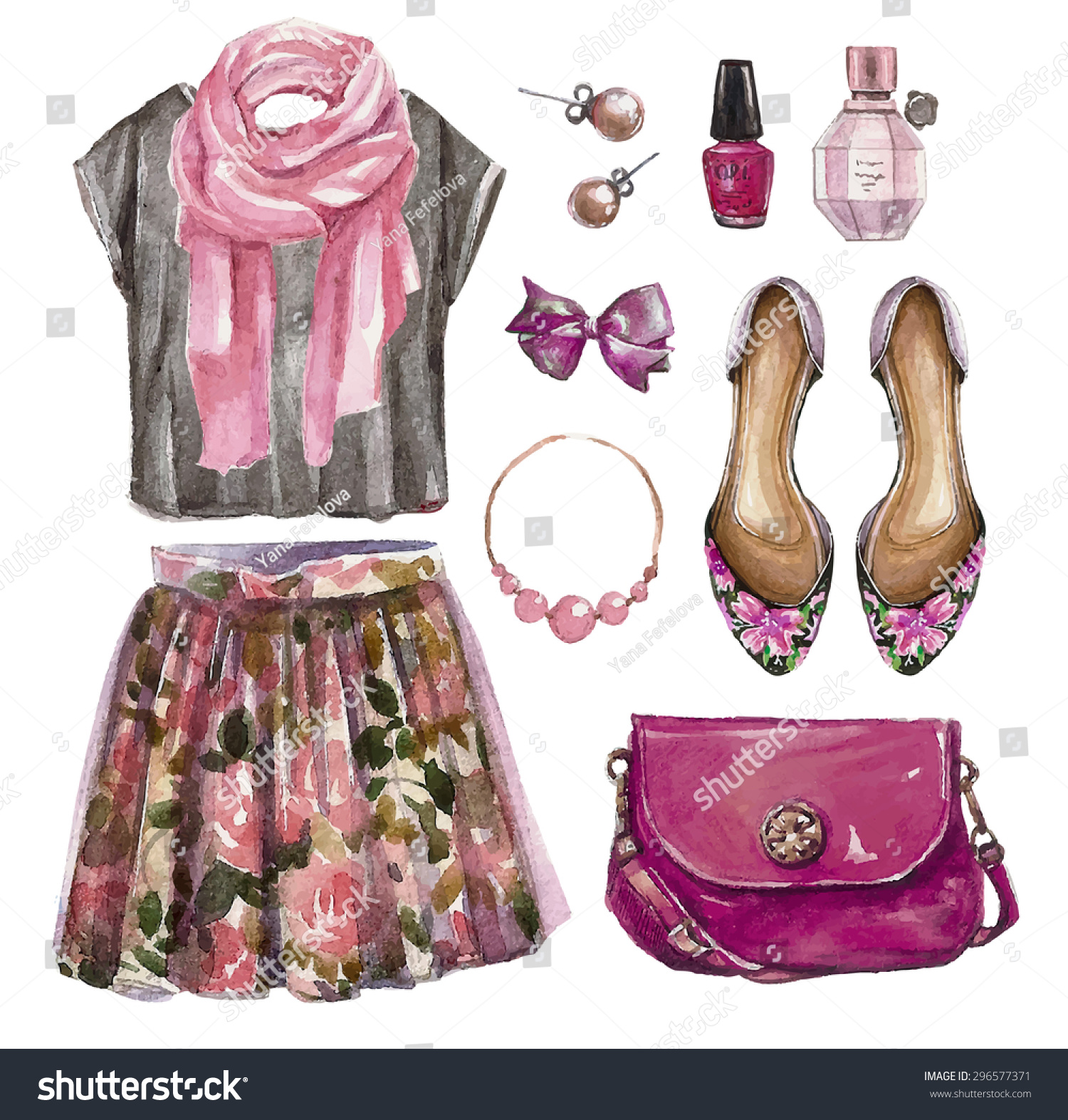 Girls Spring Clothes